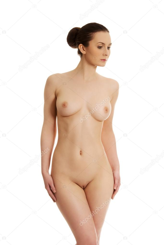 krásná prsa nahá joga