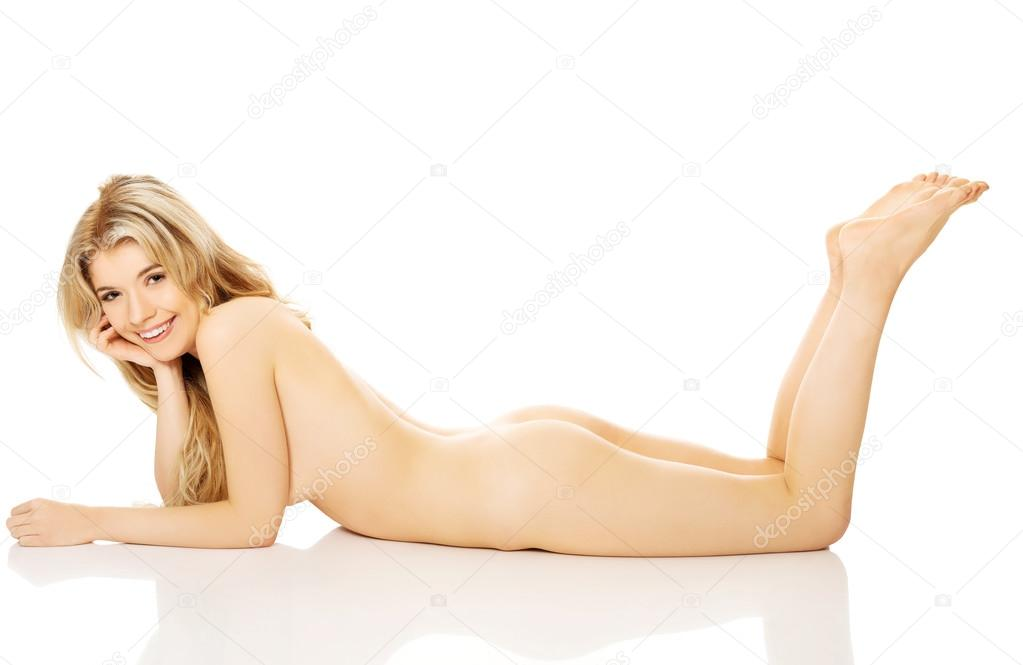 Nude girls lying on their stomach gif