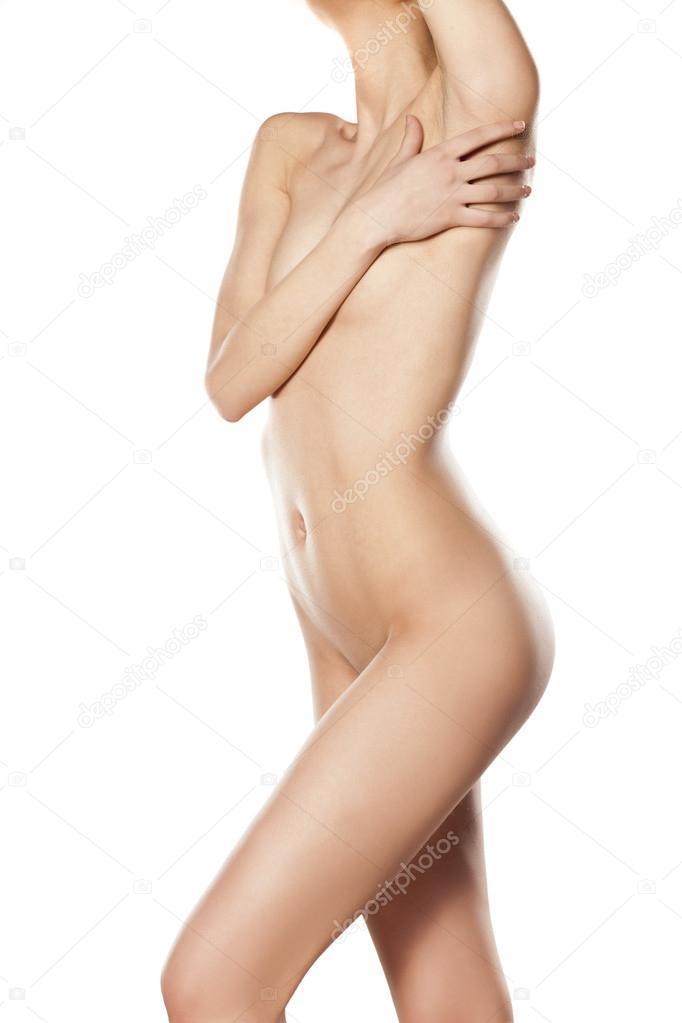 тела женского сверху вид обнаженного фото
